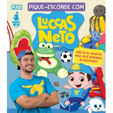 Pique esconde com Luccas Neto