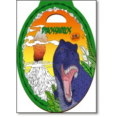 Dinossauros - Coleção Arte Bol
