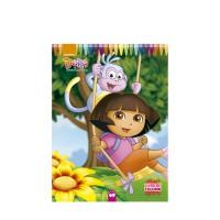 Dora, Aventureira