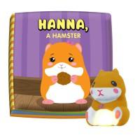 Hanna, a Hamster