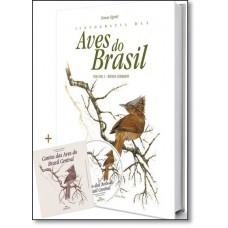 ICONOGRAFIA DAS AVES DO BRASIL VOL 1