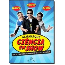Almanaque Ciencia Em Show