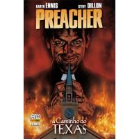 Preacher Vol. 01 – A Caminho do Texas