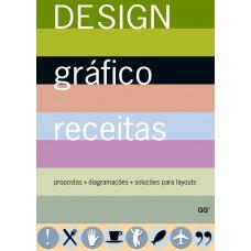 Design gráfico receitas