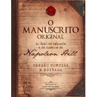 O manuscrito original - LIVRO DE BOLSO