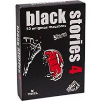 BLACK STORIES ENIGMAS MACABROS 4