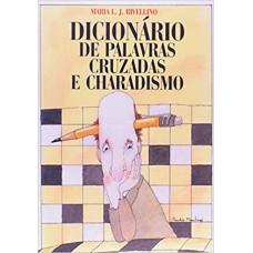 Dicionario De Palavras Cruzadas E Charadismo