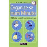 Organize-se num minuto