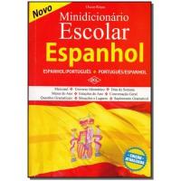 Minidicionario Escolar Espanhol ( Ref Ort )