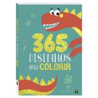 365 desenhos para colorir verde