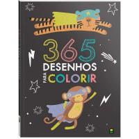 365 desenhos para colorir azul