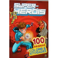 Superman - colorir & atividades