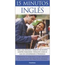 15 minutos inglês