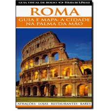 Roma Guias Visuais Bolso
