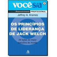 Principios De Lideranca De Jack Welch, Os