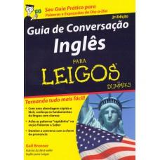 Guia de conversação inglês