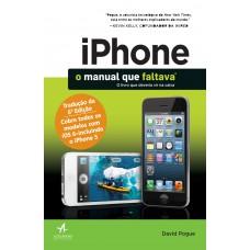 Iphone: O manual que faltava