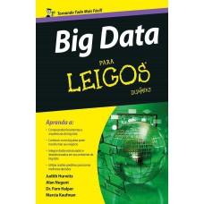 Big data para leigos