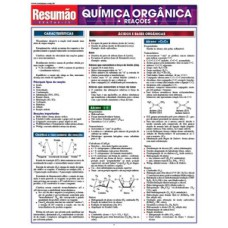 Resumao - Quimica Organica: Reacoes