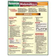 Resumao - Matematica 4: Estatistica