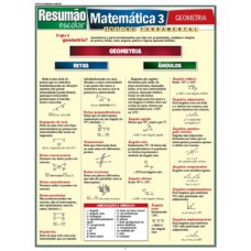 Resumao - Matematica 3: Geometria