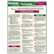 Resumao - Portugues 1: Gramatica