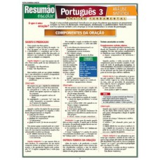 Resumao - Portugues 3: Analise Sintatica