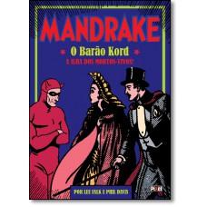 Mandrake: O Barão Kord - Vol.2 - Capa Dura
