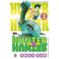 Hunter X Hunter - Vol. 3