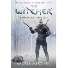 Tempo do desprezo - The Witcher - A saga do bruxo Geralt de Rívia (Capa game)