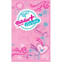 Biblia + para garotas - Capa rosa
