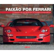 Paixão por Ferrari