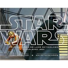 Star Wars: As Aventuras de Luke Skiwa, Cavaleiro Jedi