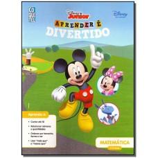 Aprender E Divertido - Disney Junior Matematica