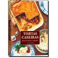 Tortas Caseiras - Receitas Doces E Salgadas