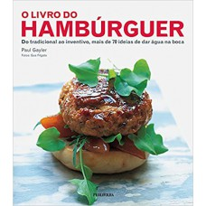 Livro Do Hamburguer, O