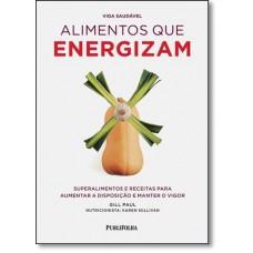 Alimentos Que Energizam