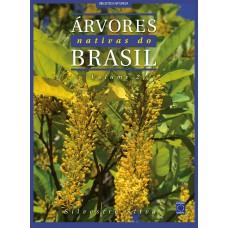 Árvores Nativas do Brasil - Volume 2