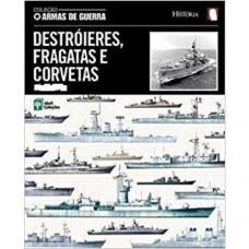 Destróieres, Fragatas e Corvetas 1797-1945