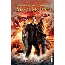 O Mar De Monstro - Capa Filme