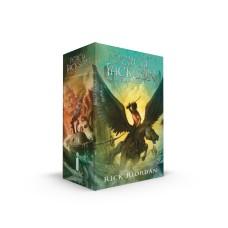 Box Percy Jackson e os olimpianos - capa nova