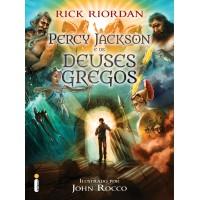 Percy Jackson e os Deuses Gregos