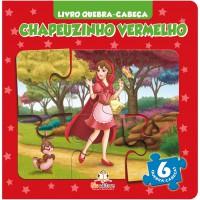 Chapeuzinho Vermelho - Livro Quebra-Cabeca