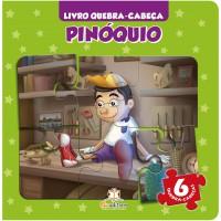 Livro Quebra-Cabeca - Pinoquio