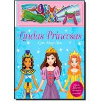 Magneticos - Lindas Princesas