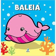 Hora do Banho - Baleia