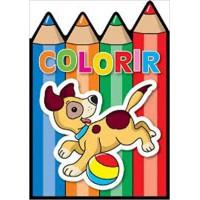 Colorir - Cachorro