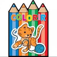 Colorir - gato