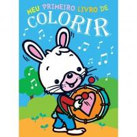 Meu Primeiro Livro De Colorir 2