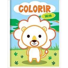 Colorir - Selva